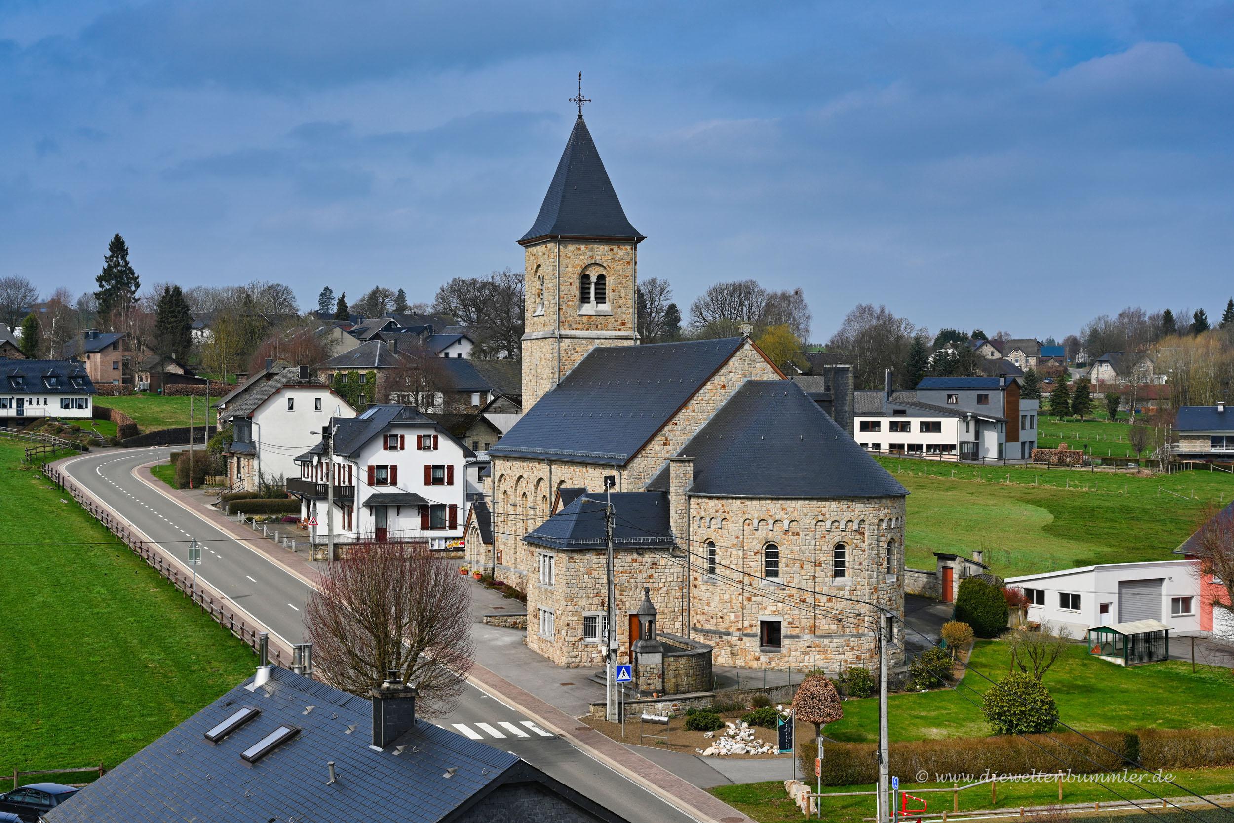 Kirche in Amel