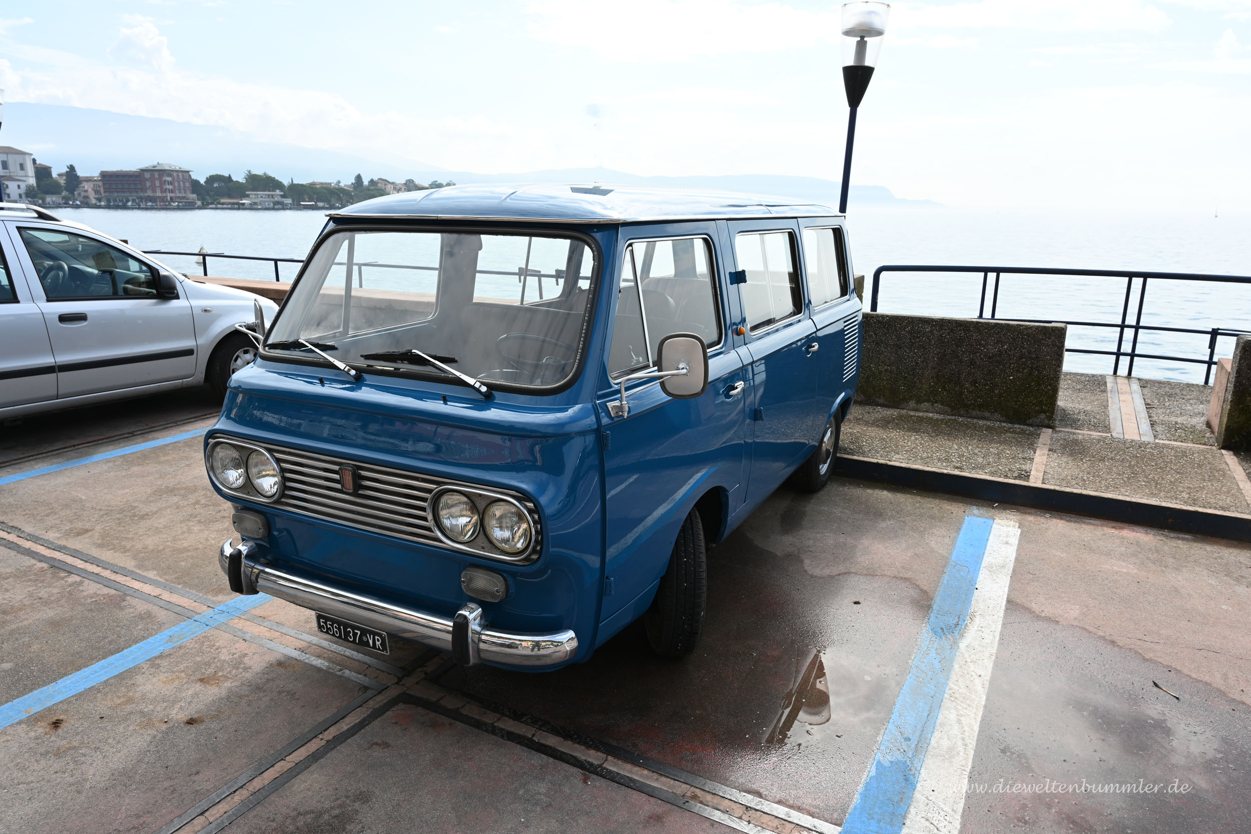 Alter Fiat-Bus