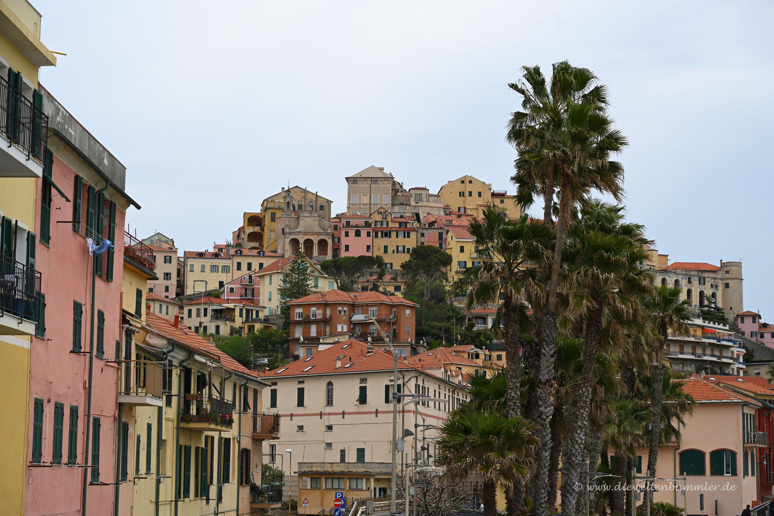Altstadt von Imperia