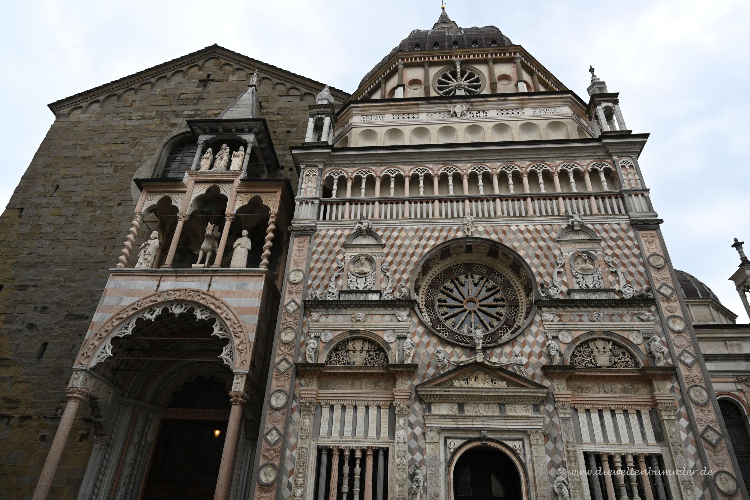 Basilika Santa Maria in Bergamo