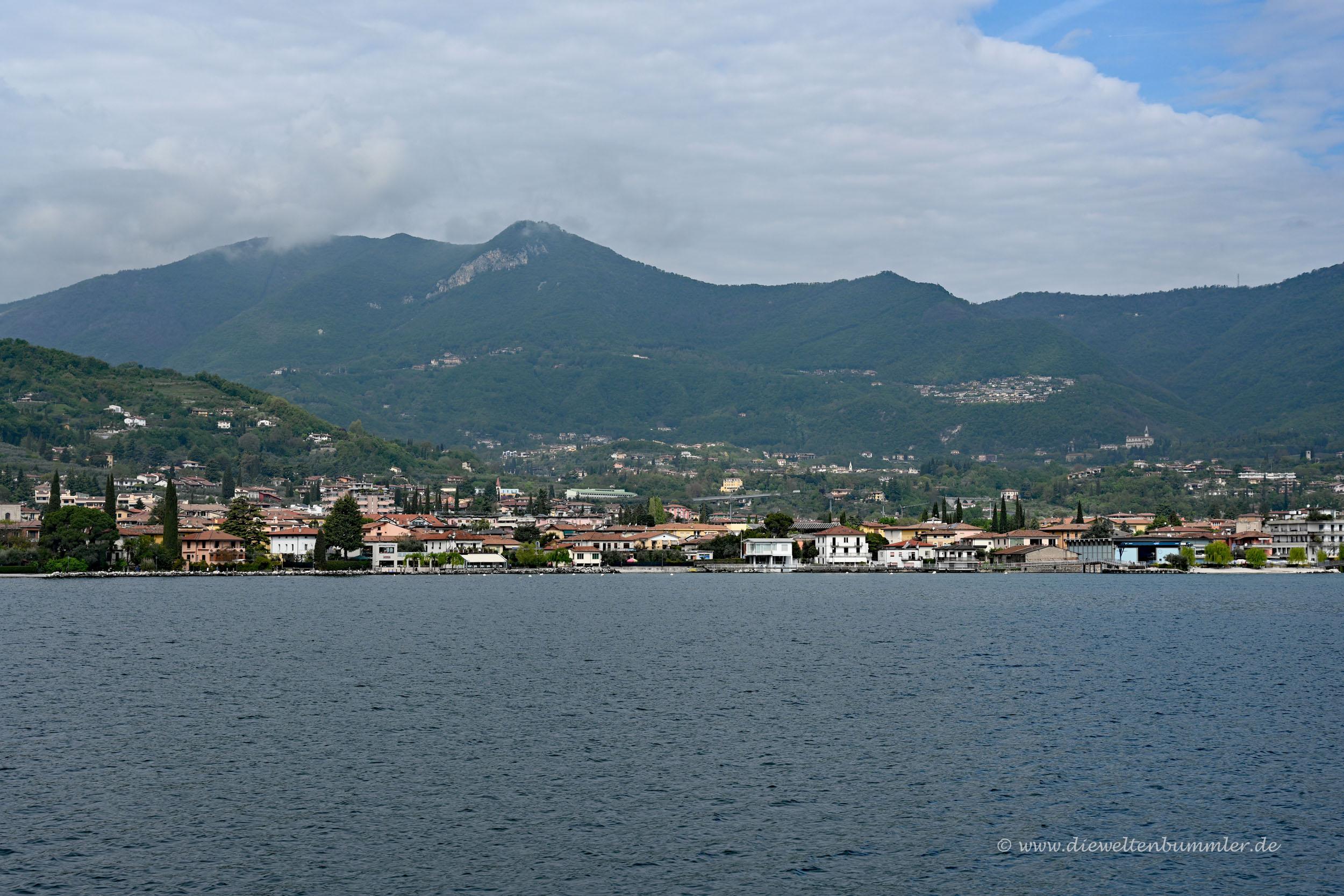 Bucht bei Salo am Gardasee