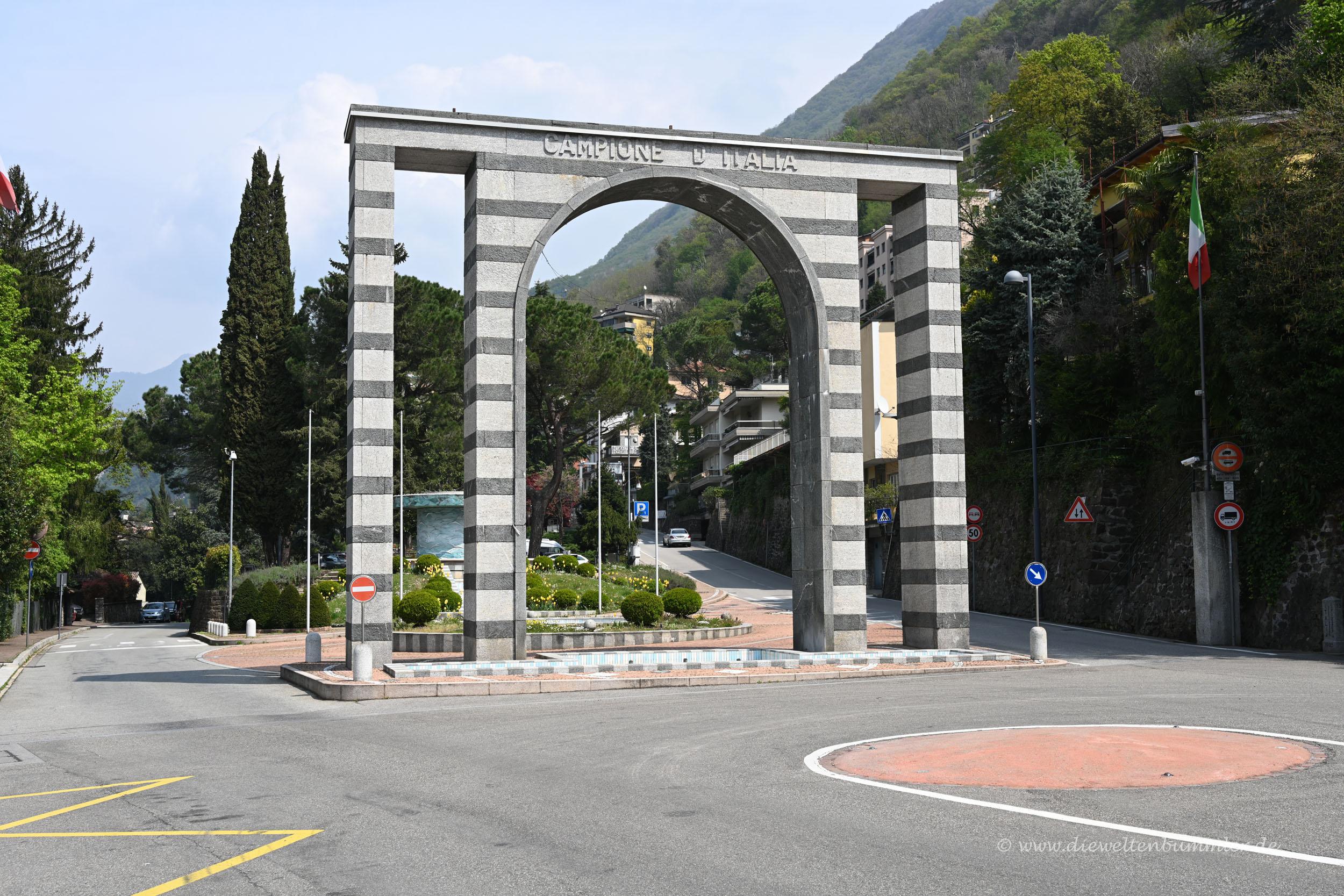 Campione d Italia