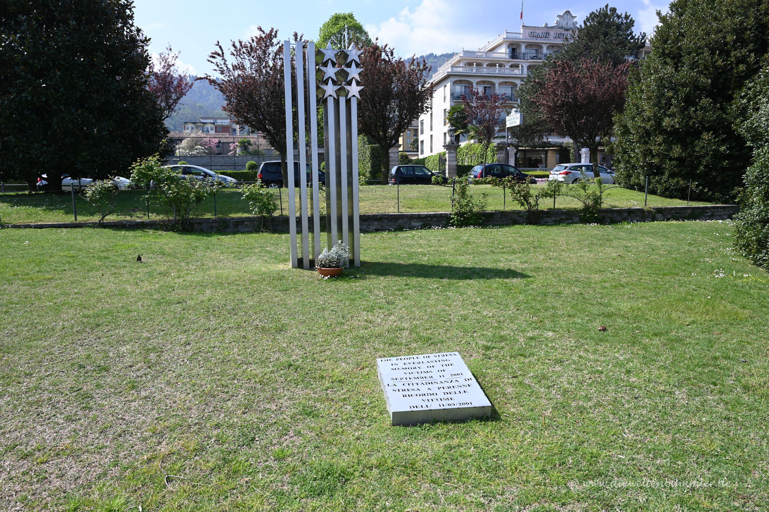 Denkmal für den 11. September