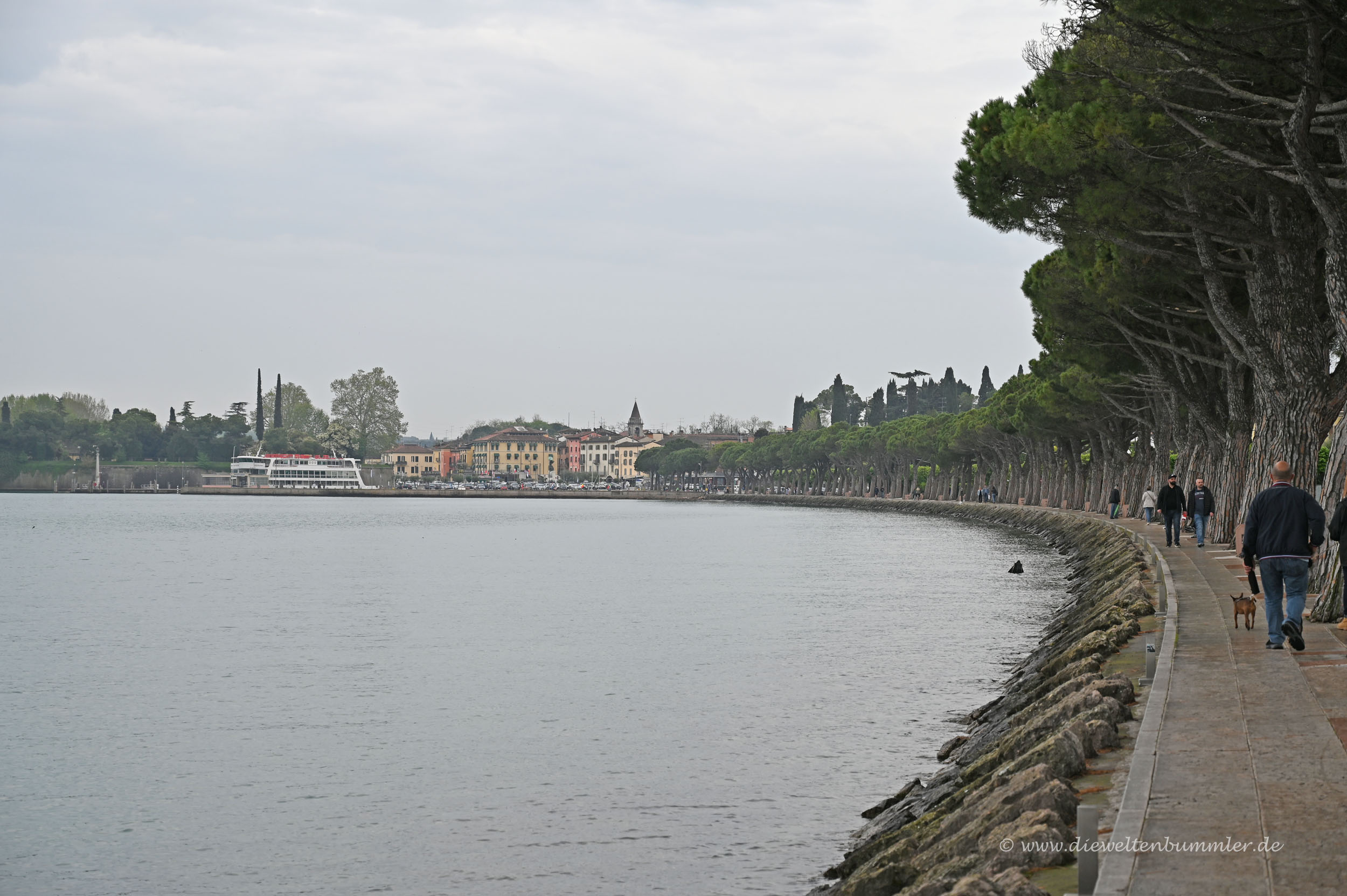 Gardasee in Peschiera