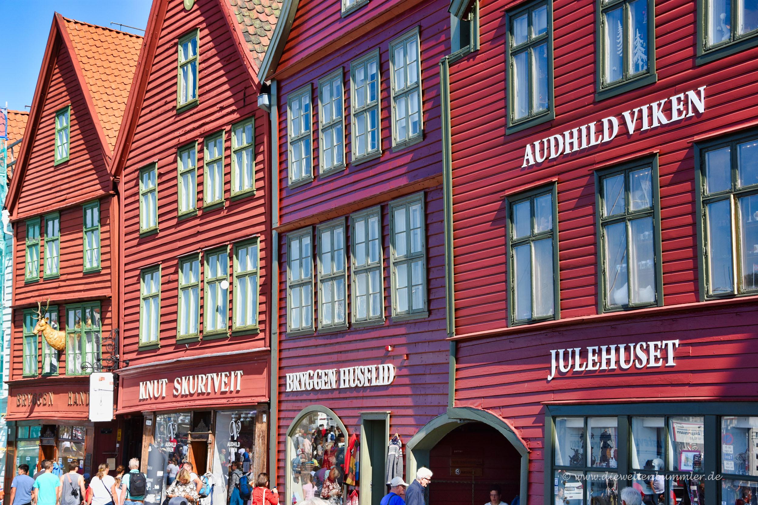 Hanseviertel Bryggen