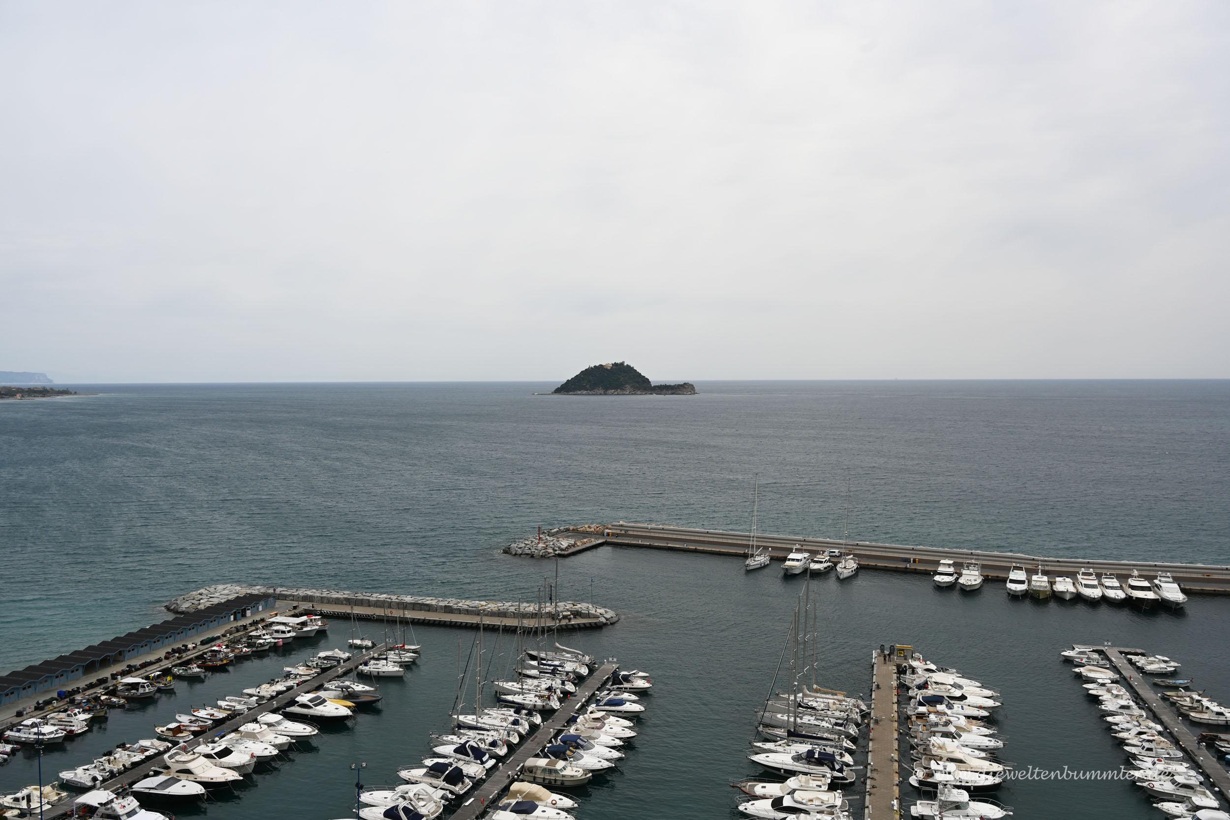 Isola Gallinara bei Alassio