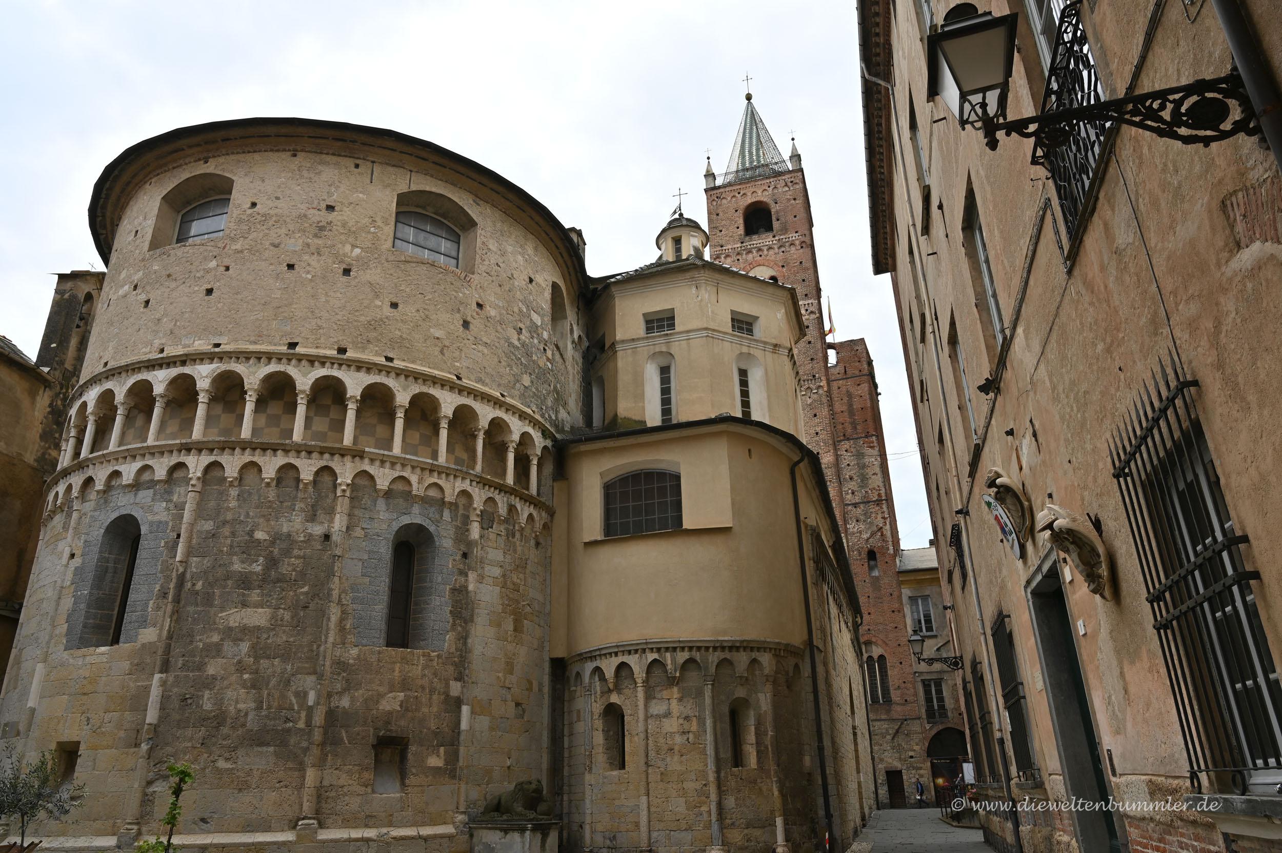 Kirche in Albenga