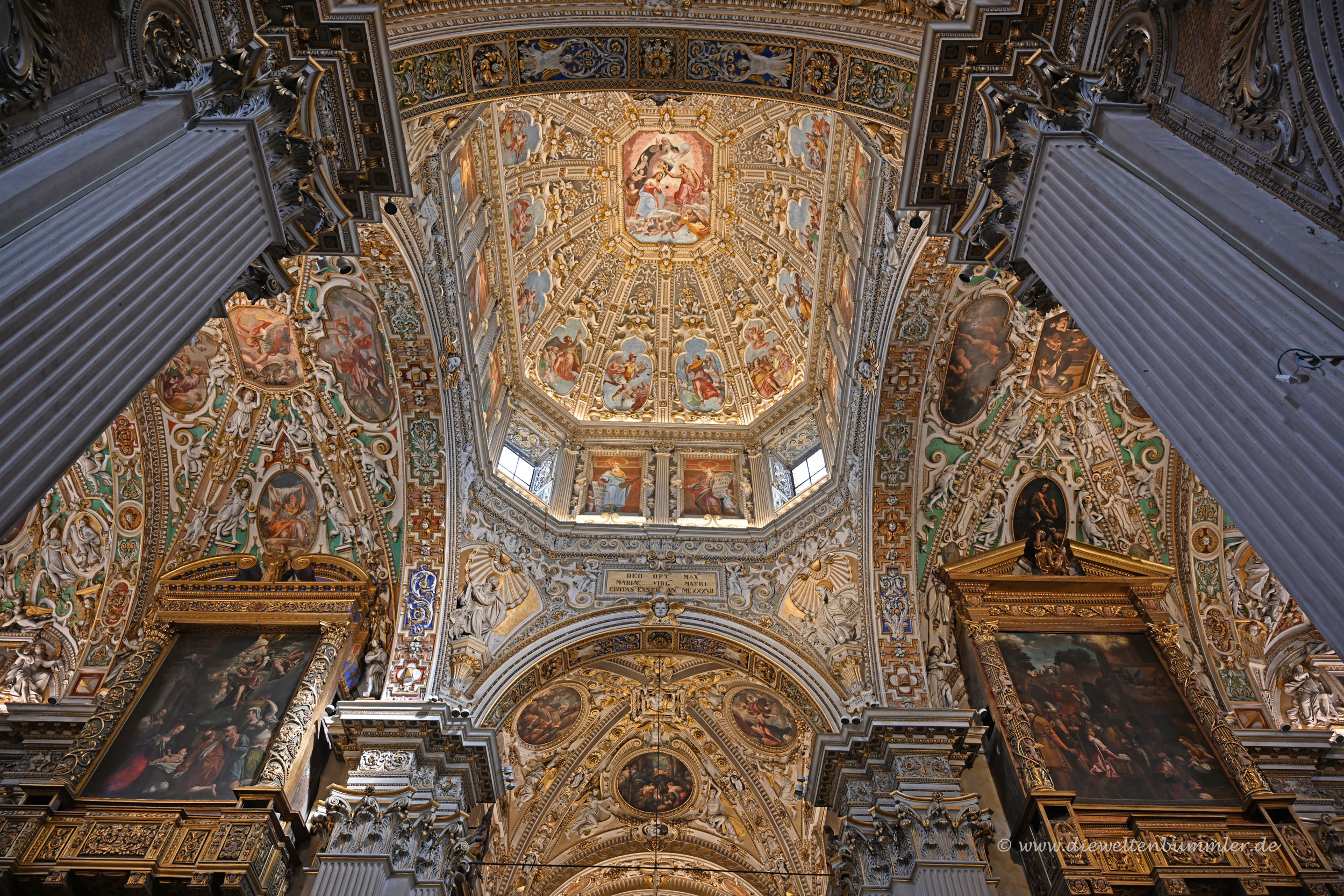 Kirche in Bergamo