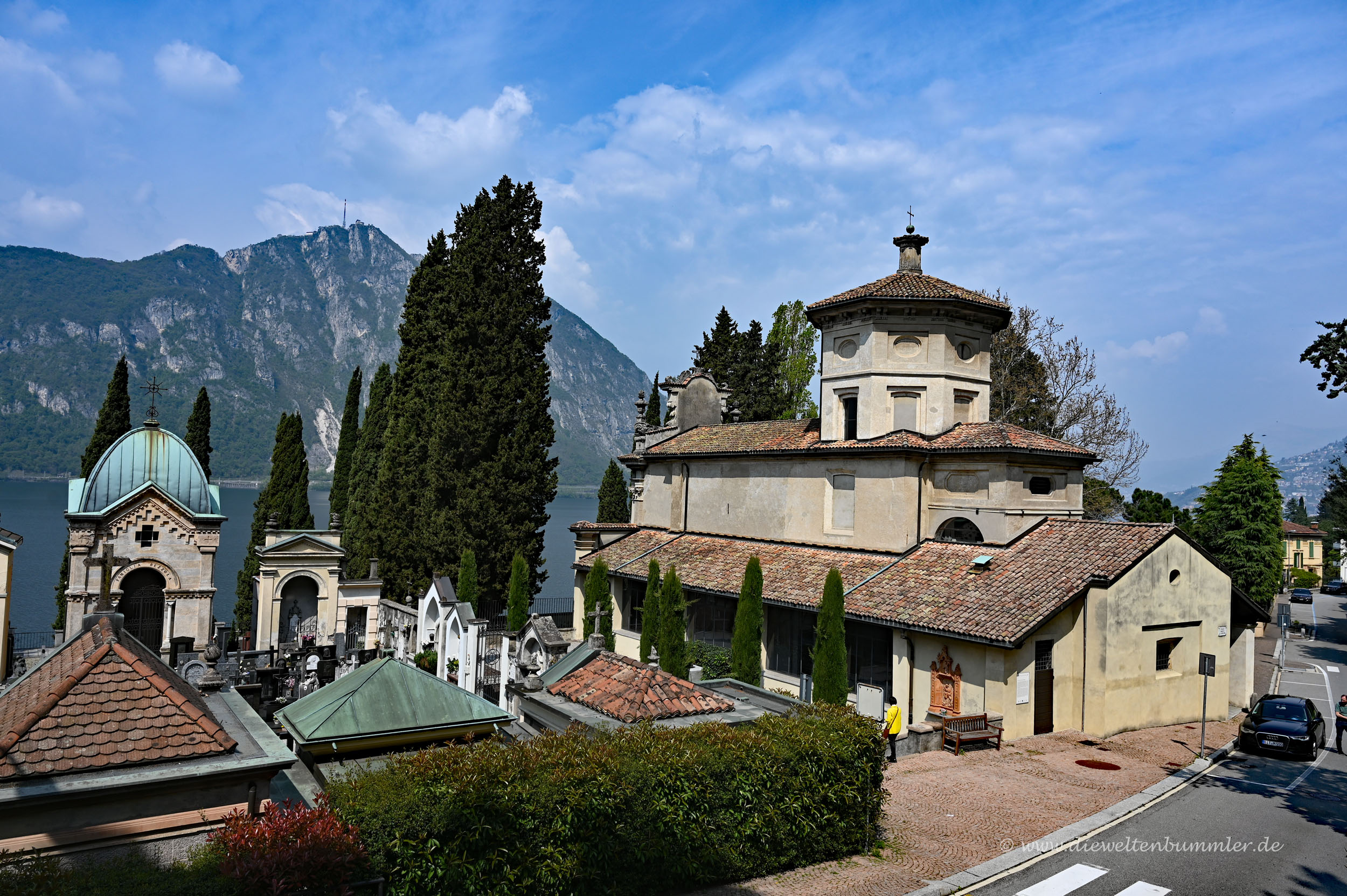 Kirche in Campione d Italia