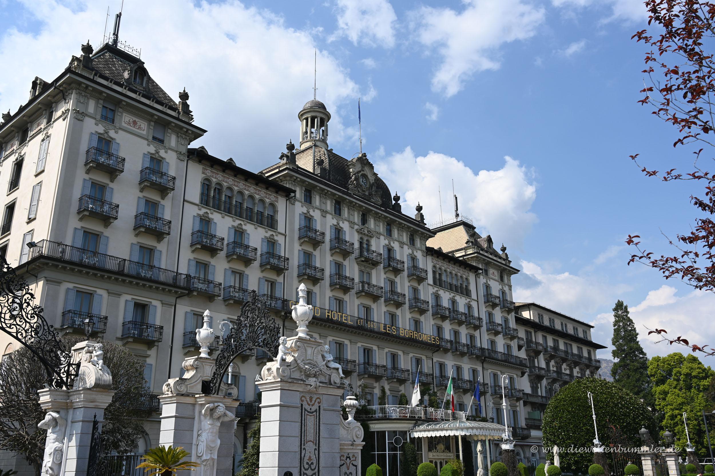 Mondäne Hotels am Lago Maggiore