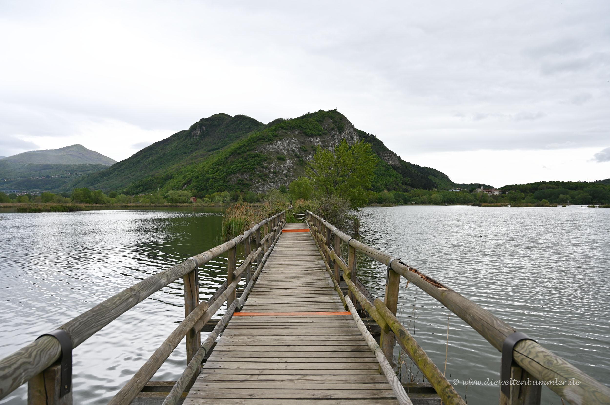 Spazierweg im Naturreservat