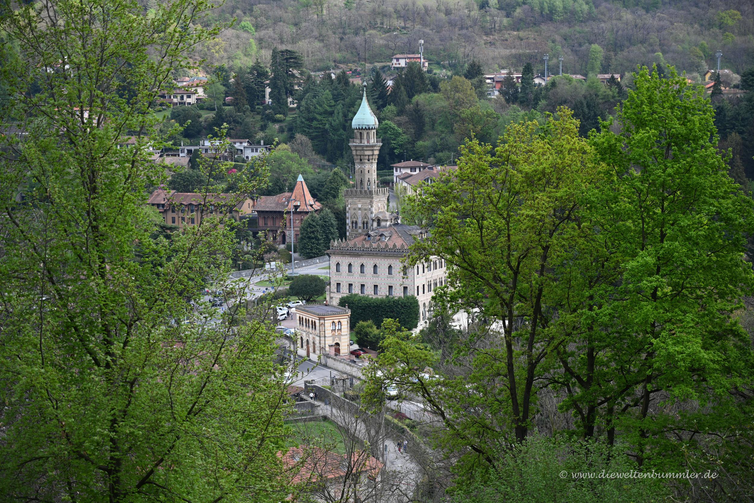 Villa in Giulio Orta