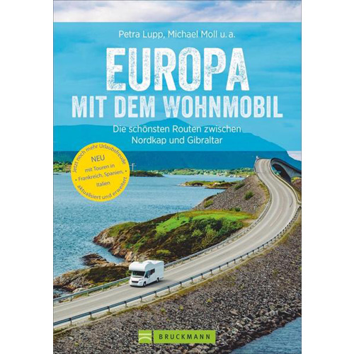 Wohnmobilreiseführer Europa