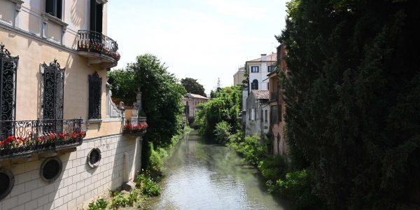 Altstadt in Padua