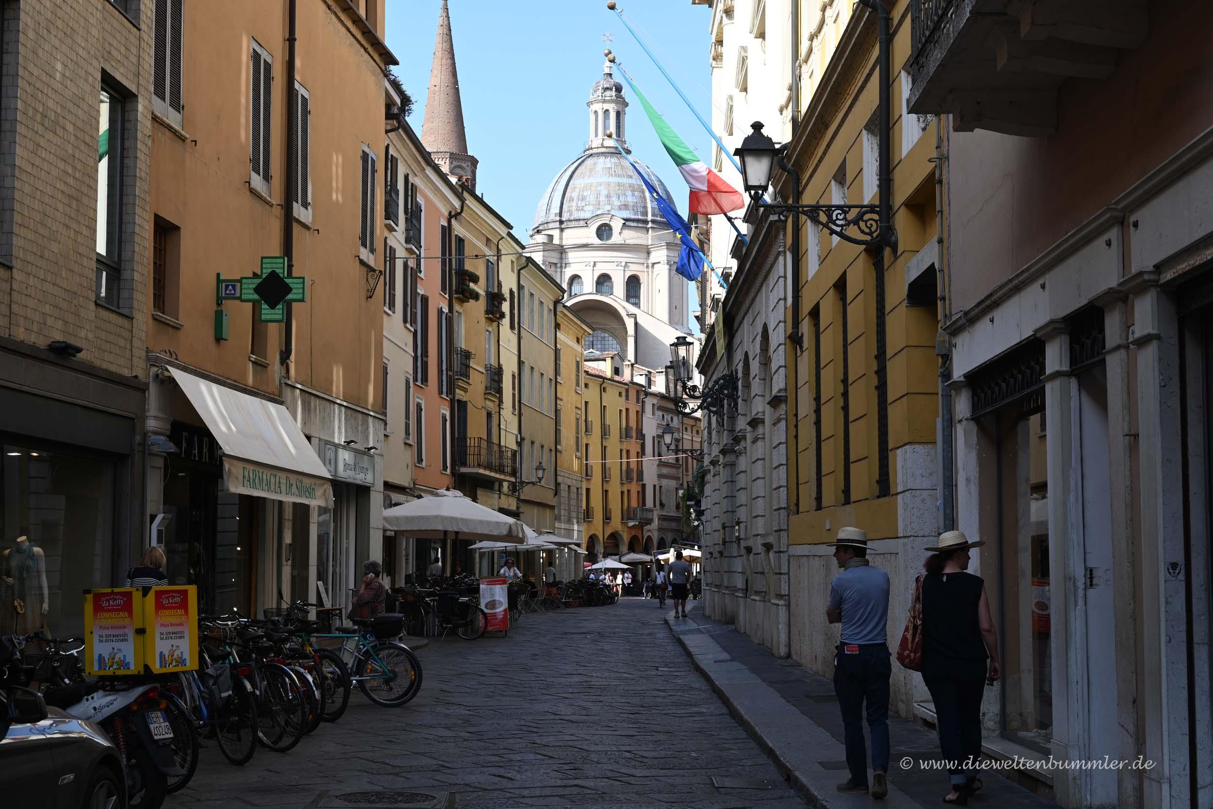 Altstadt von Mantua