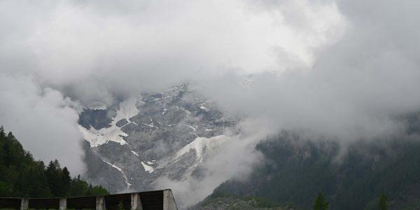 Am Ende des Aostatals