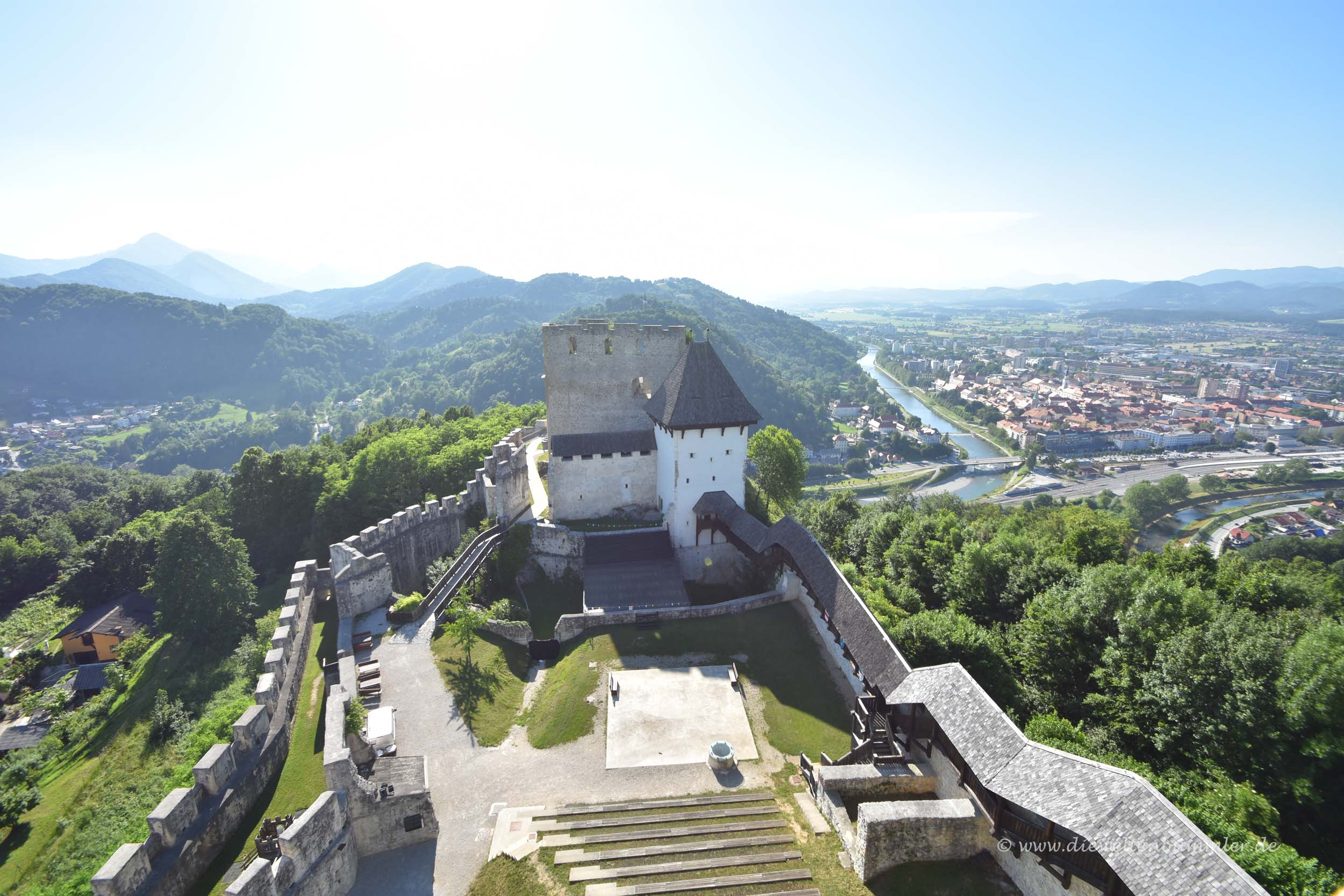 Burg in Celje