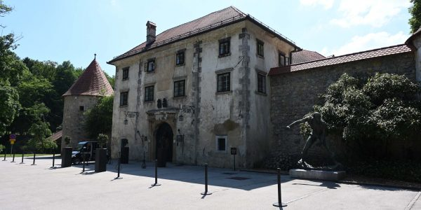 Burg in Otocec
