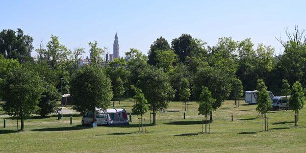 Campingplatz in Cremona