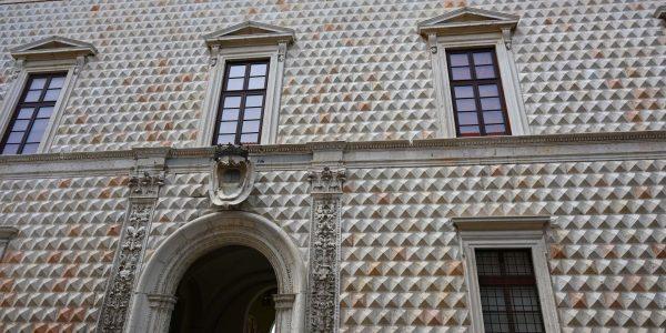 Diamantenpalast in Ferrara