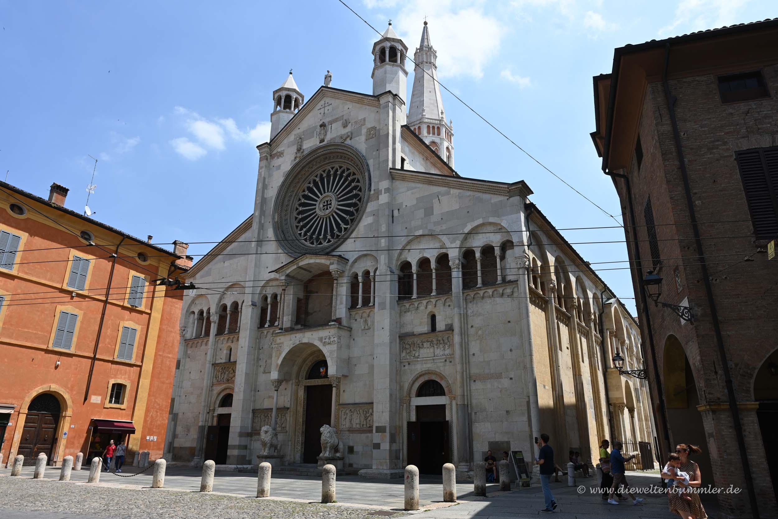 Dom in Modena