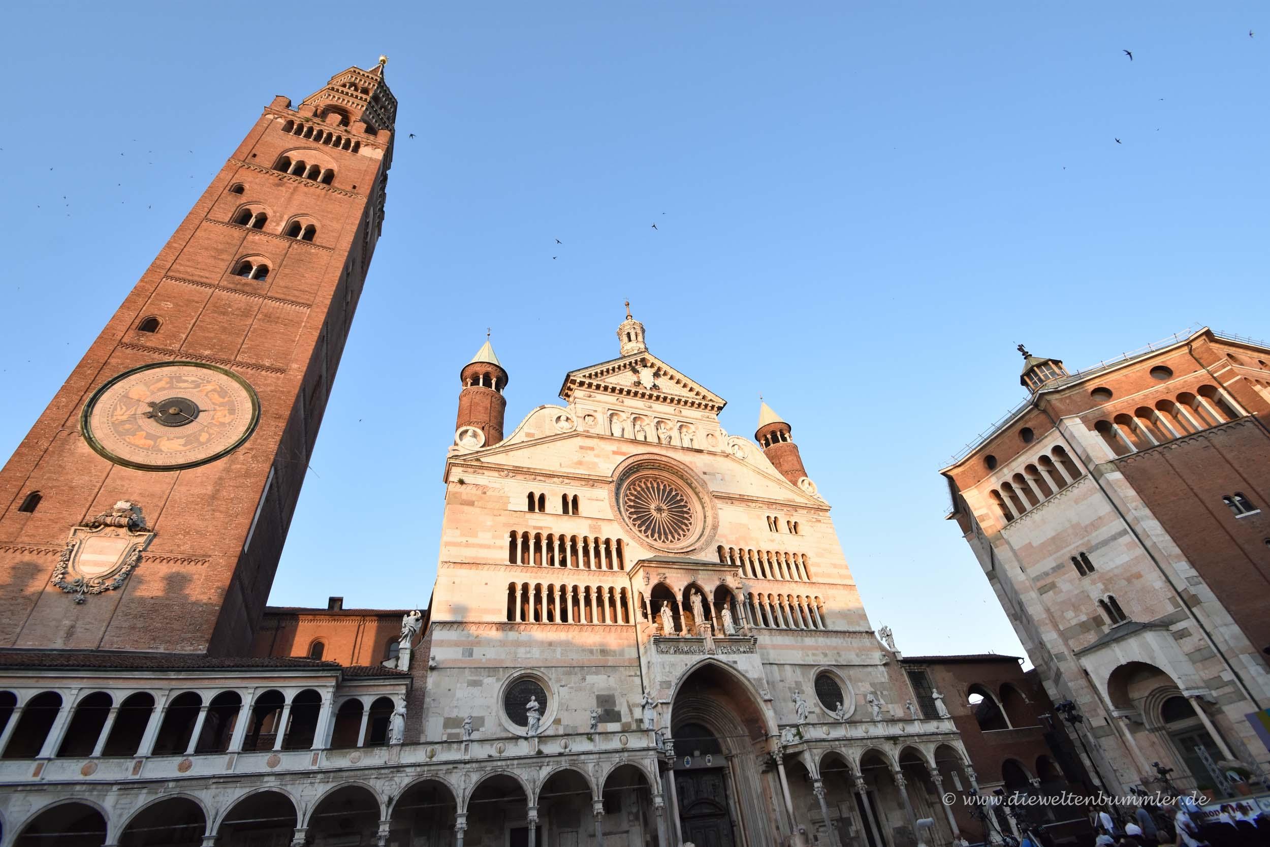 Domplatz in Cremona