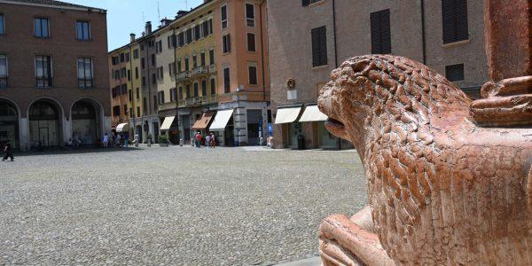 Domplatz von Modena
