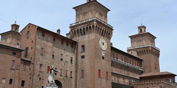 Estense-Kastell in Ferrara