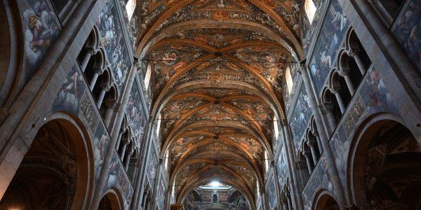 Fresken in Parma