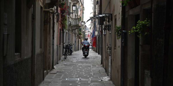 Gasse in Chioggia