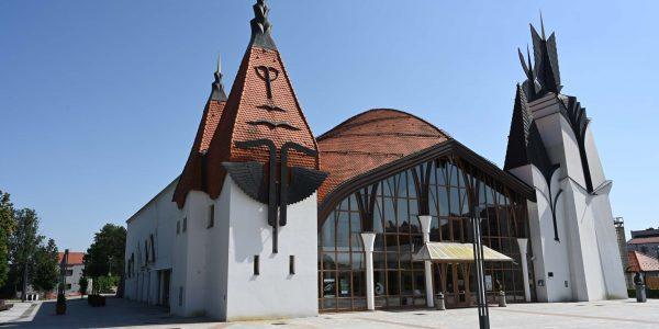 Gemeindehaus in Lendava