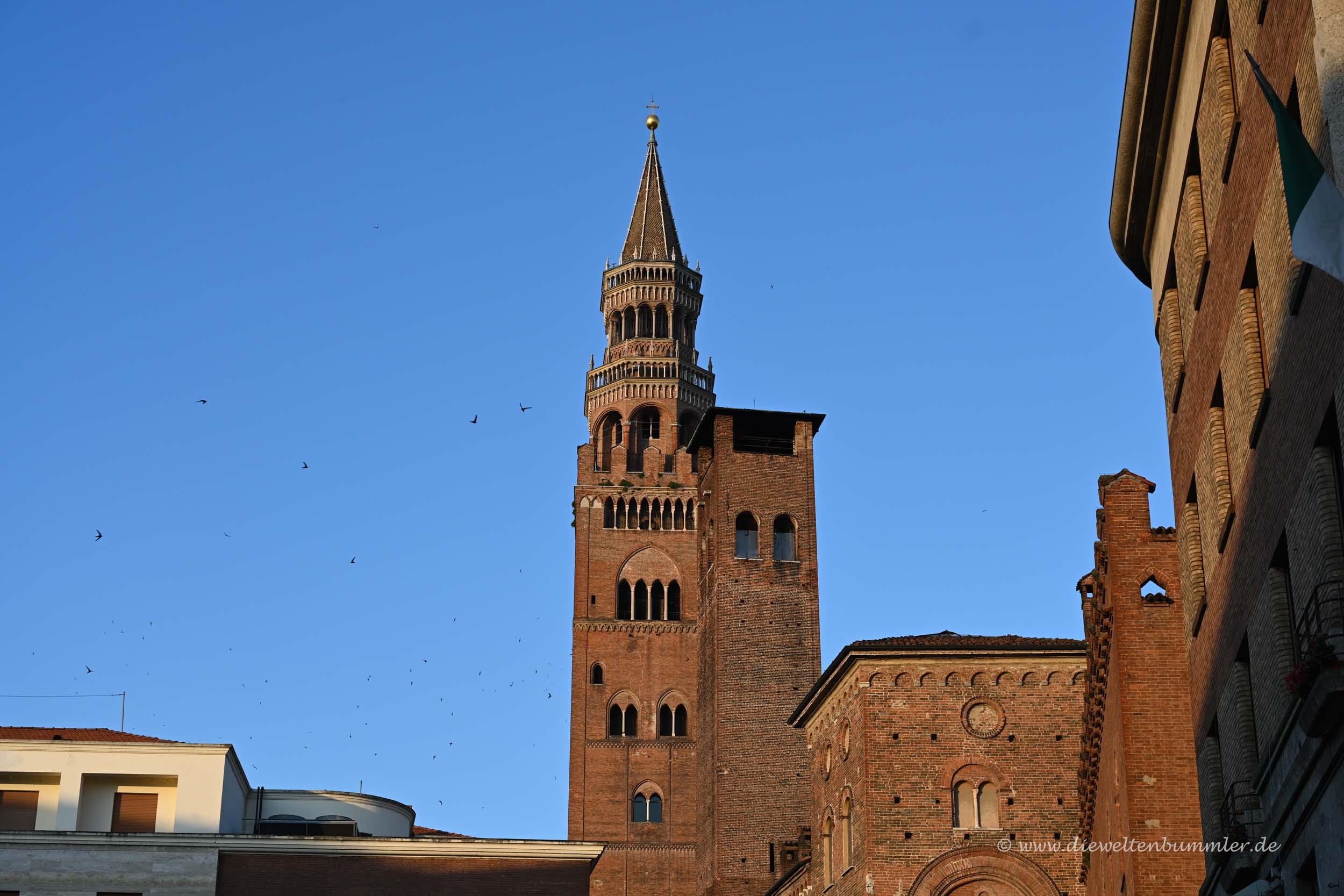 Glockenturm in Cremona