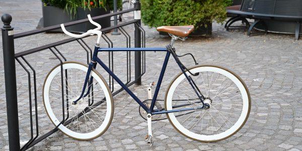 Hübsches Fahrrad