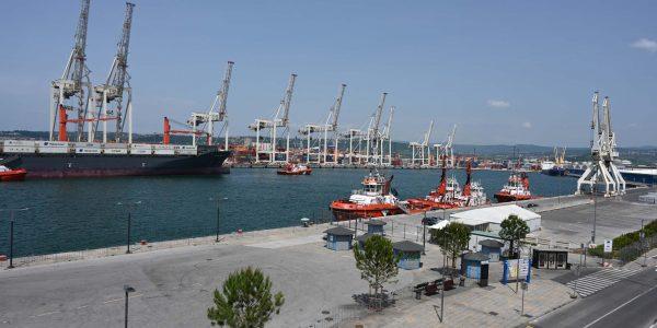 Hafenstadt Koper