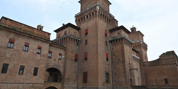 Kastell in Ferrara