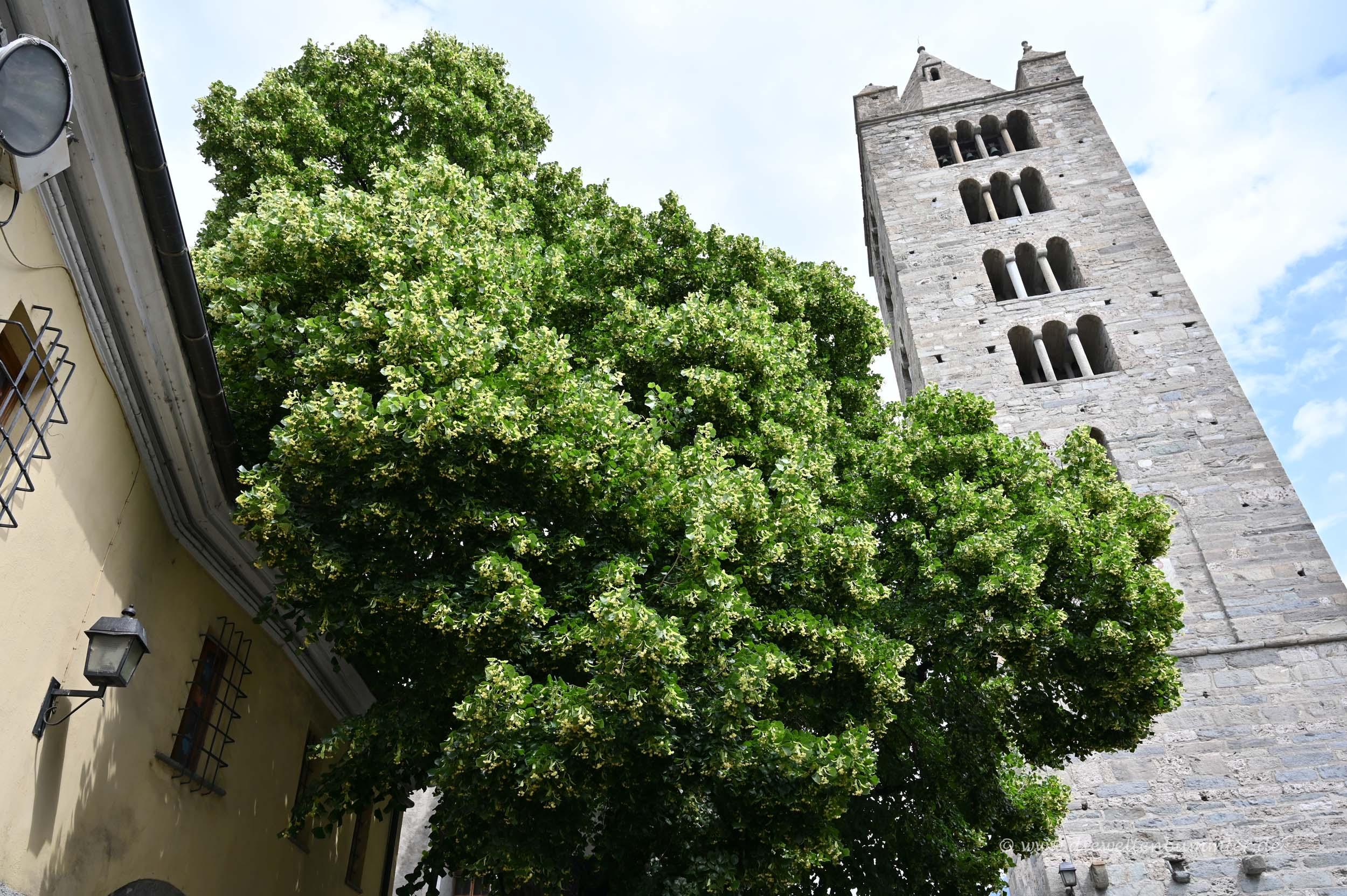 Kirche in Aosta