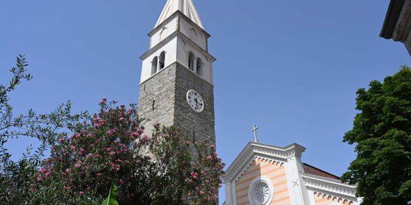 Kirche in Izola