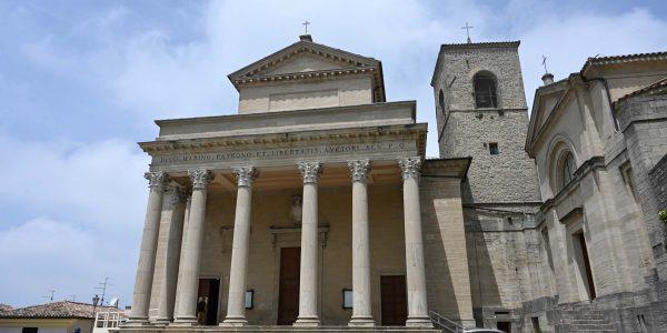 Kirche in San Marino
