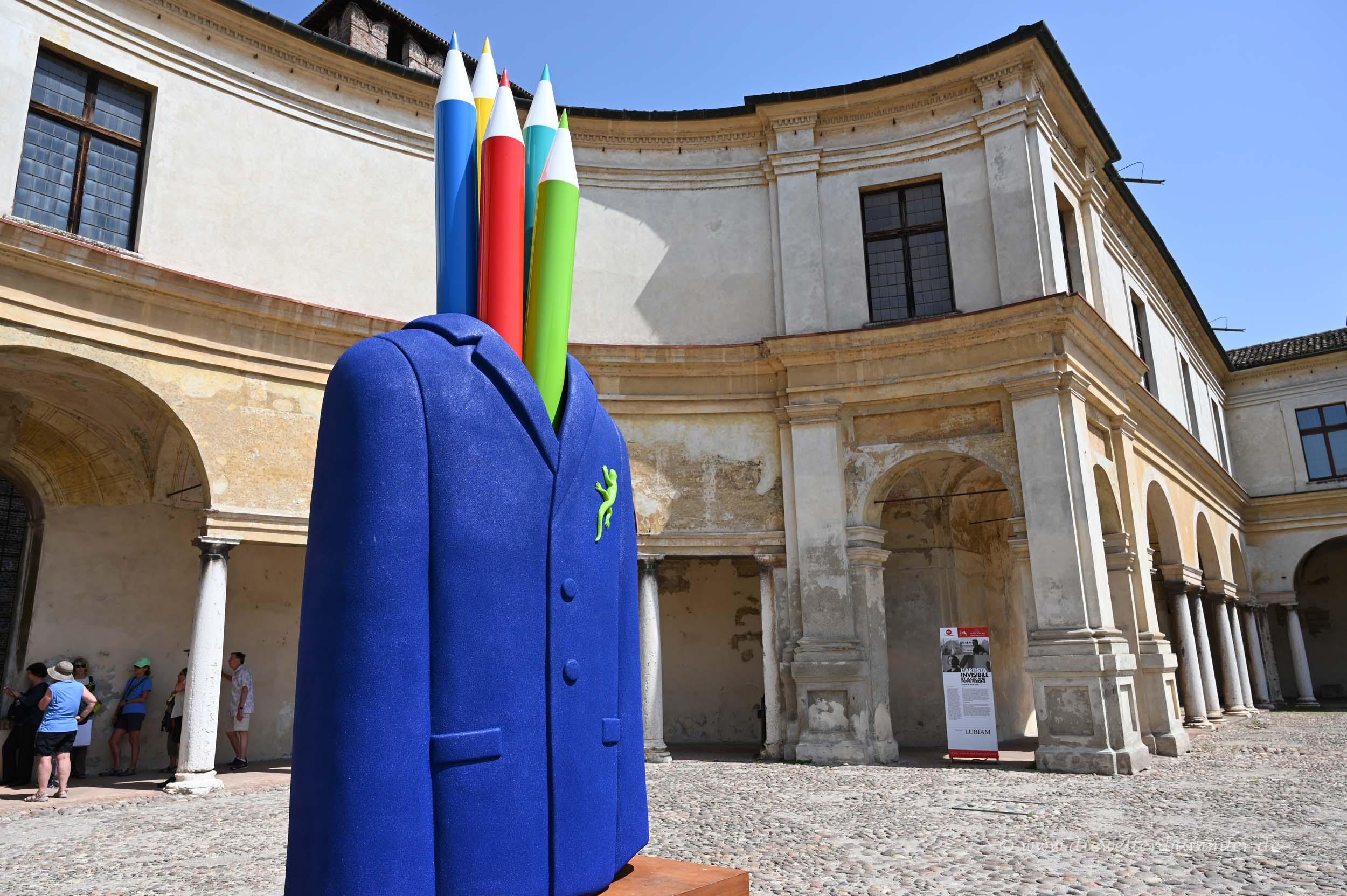Kunst im Palazzo Ducale