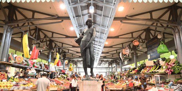 Markthalle in Modena