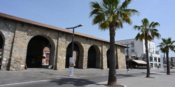 Promenade in Koper