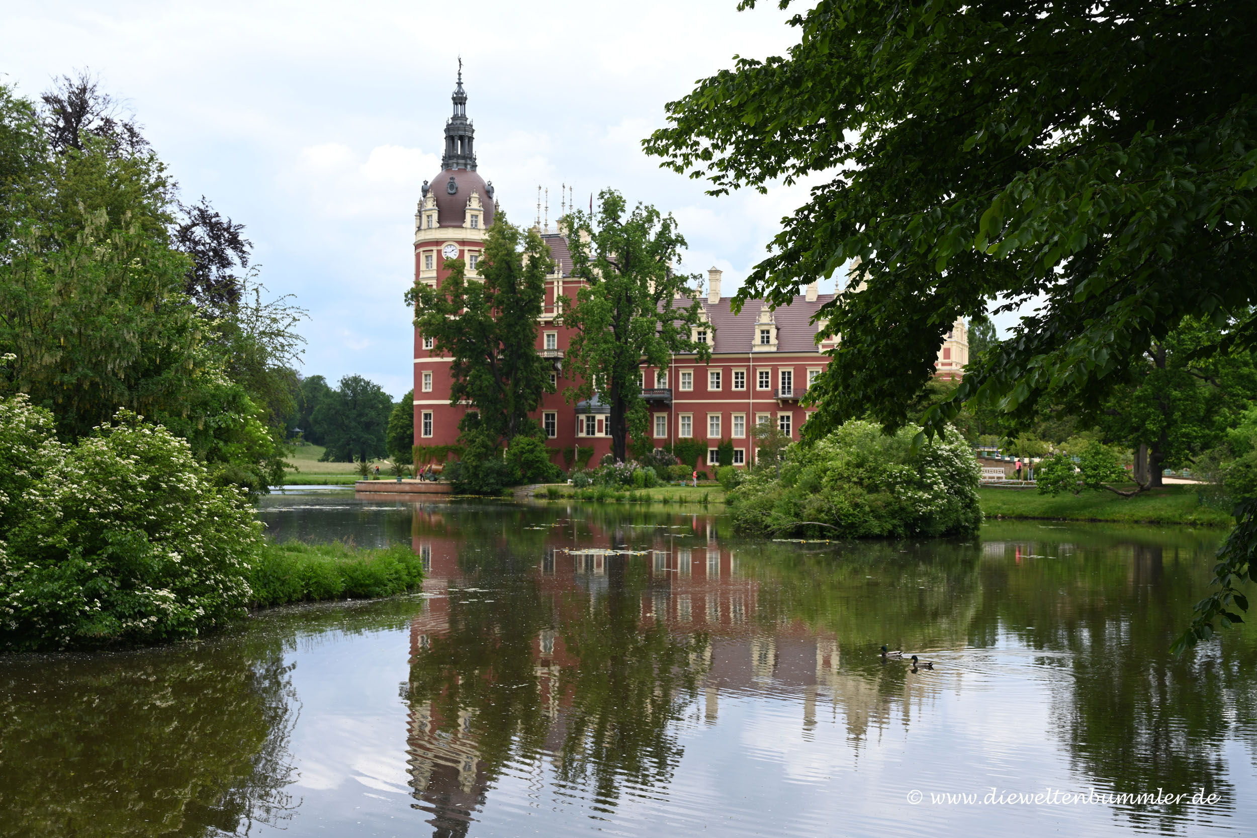 Schloss in Bad Muskau