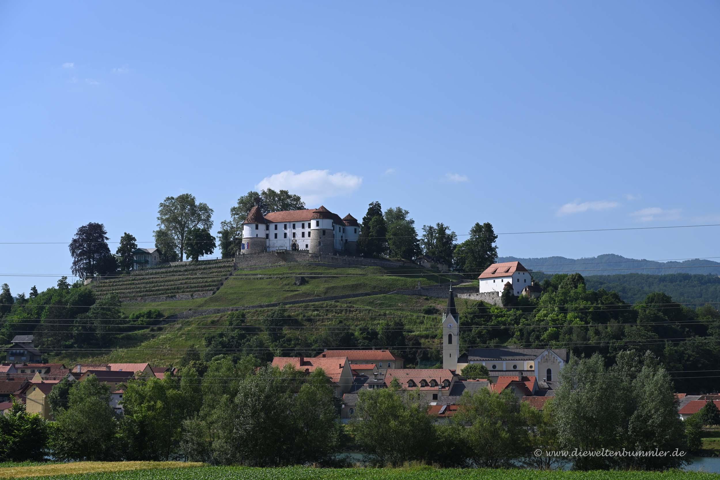 Schloss in Sevnica