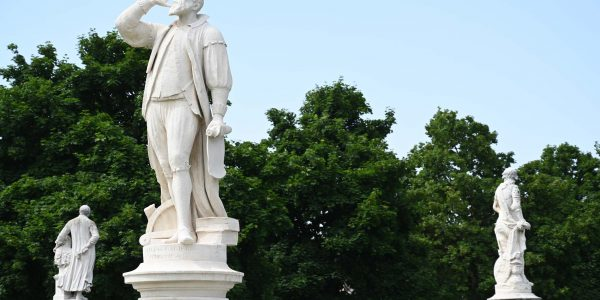 Statuen in Padua
