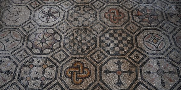 Tolle Mosaike in Aquileia