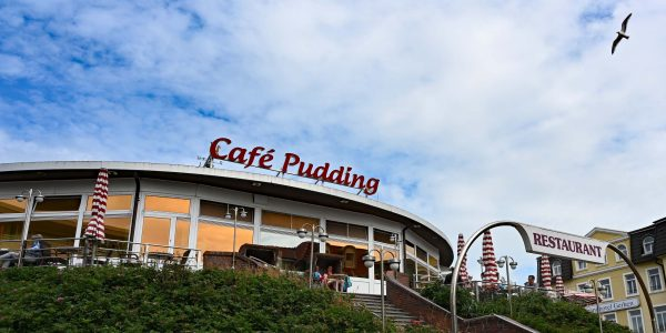 Berühmter Pudding von Wangerooge