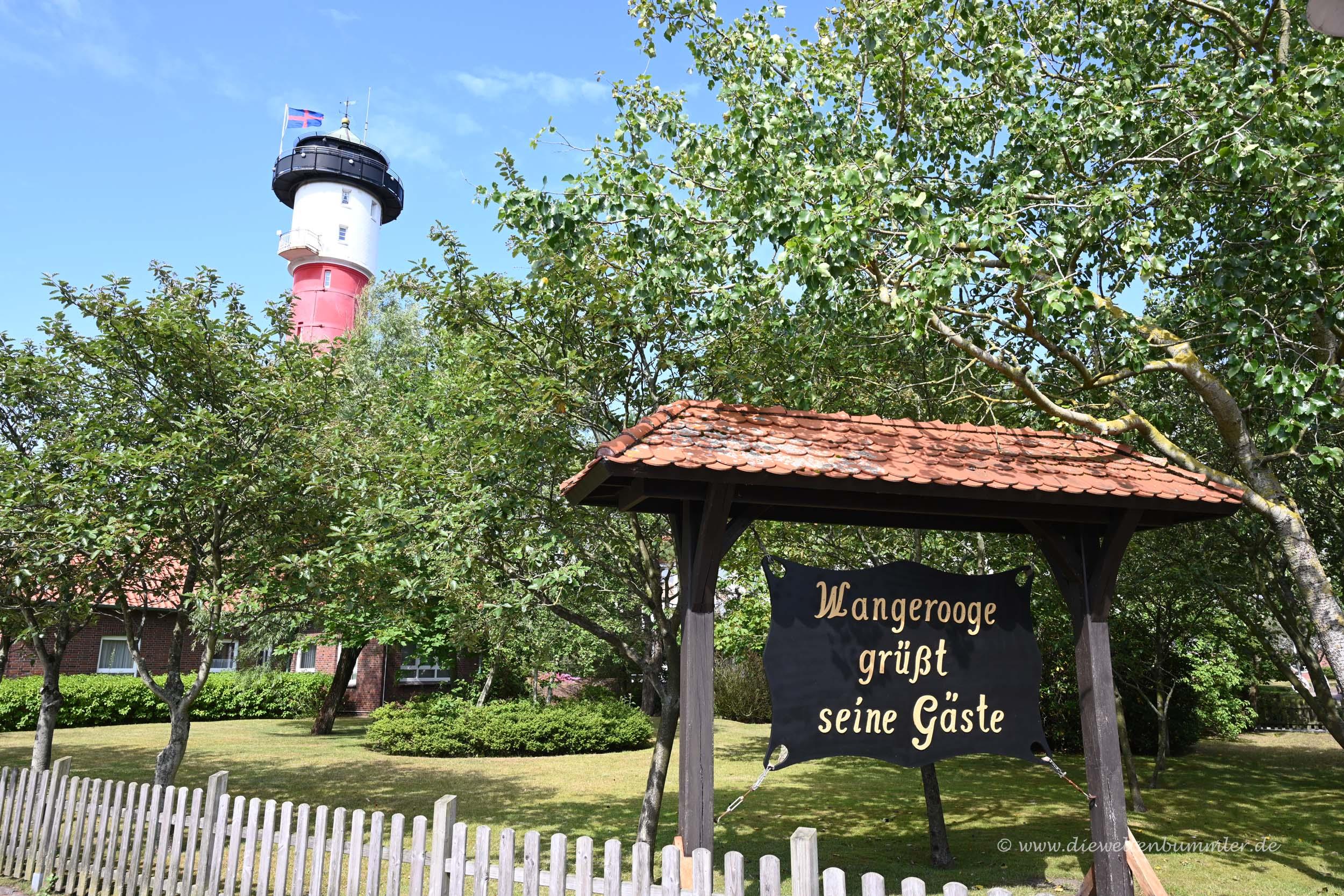 Willkommen auf Wangerooge