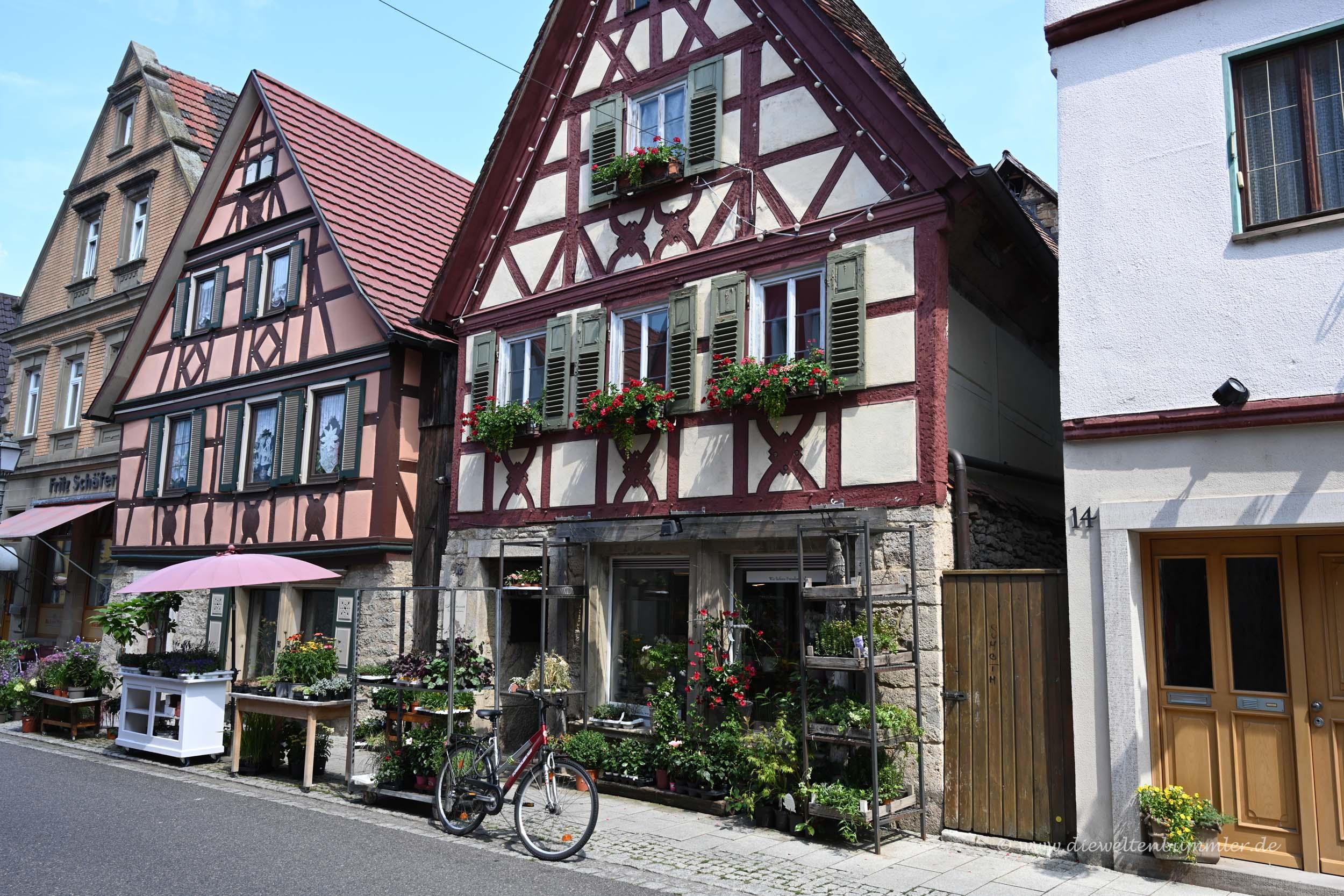 Altstadt an der Tauber