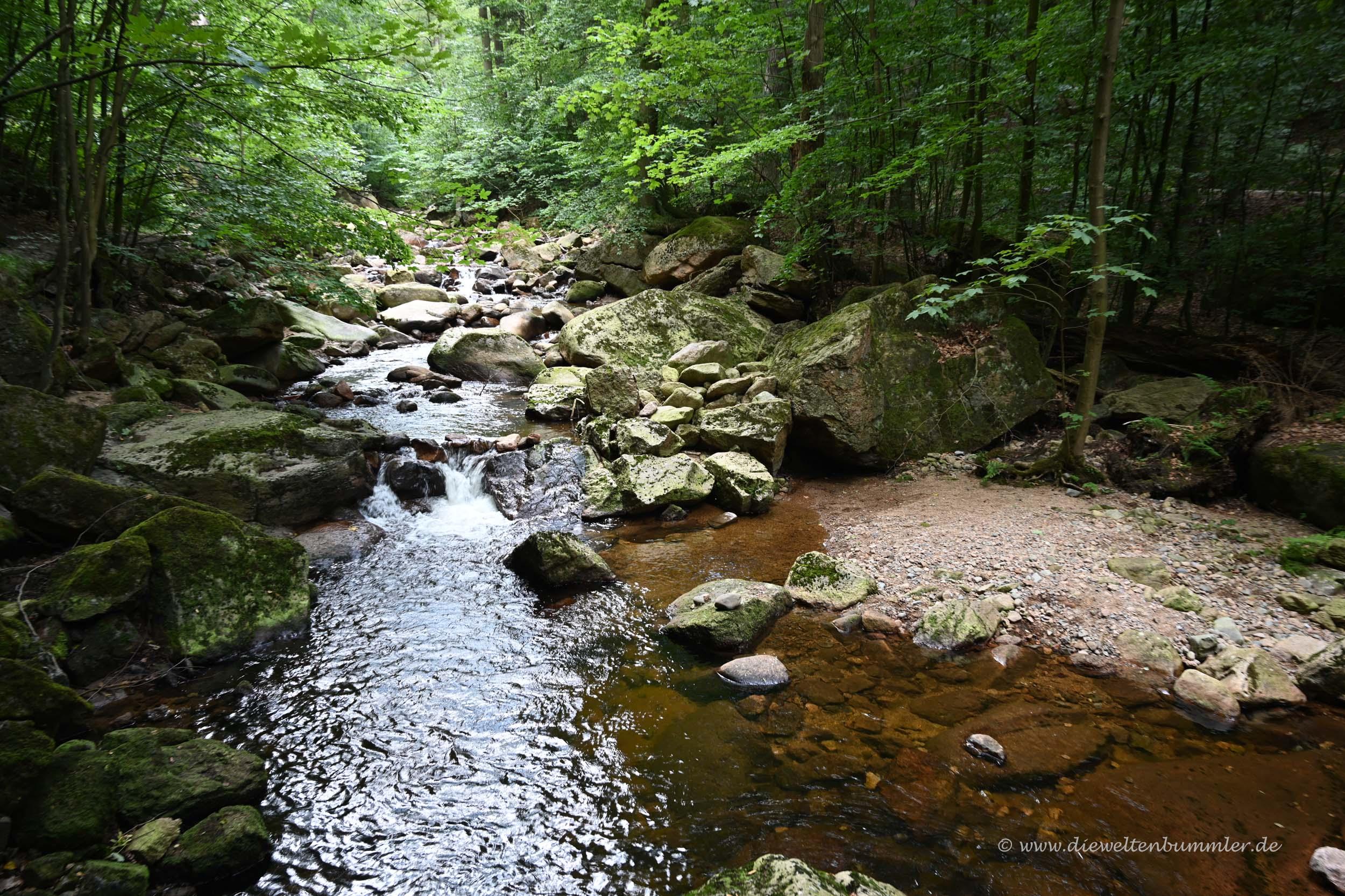Der Fluss Ilse