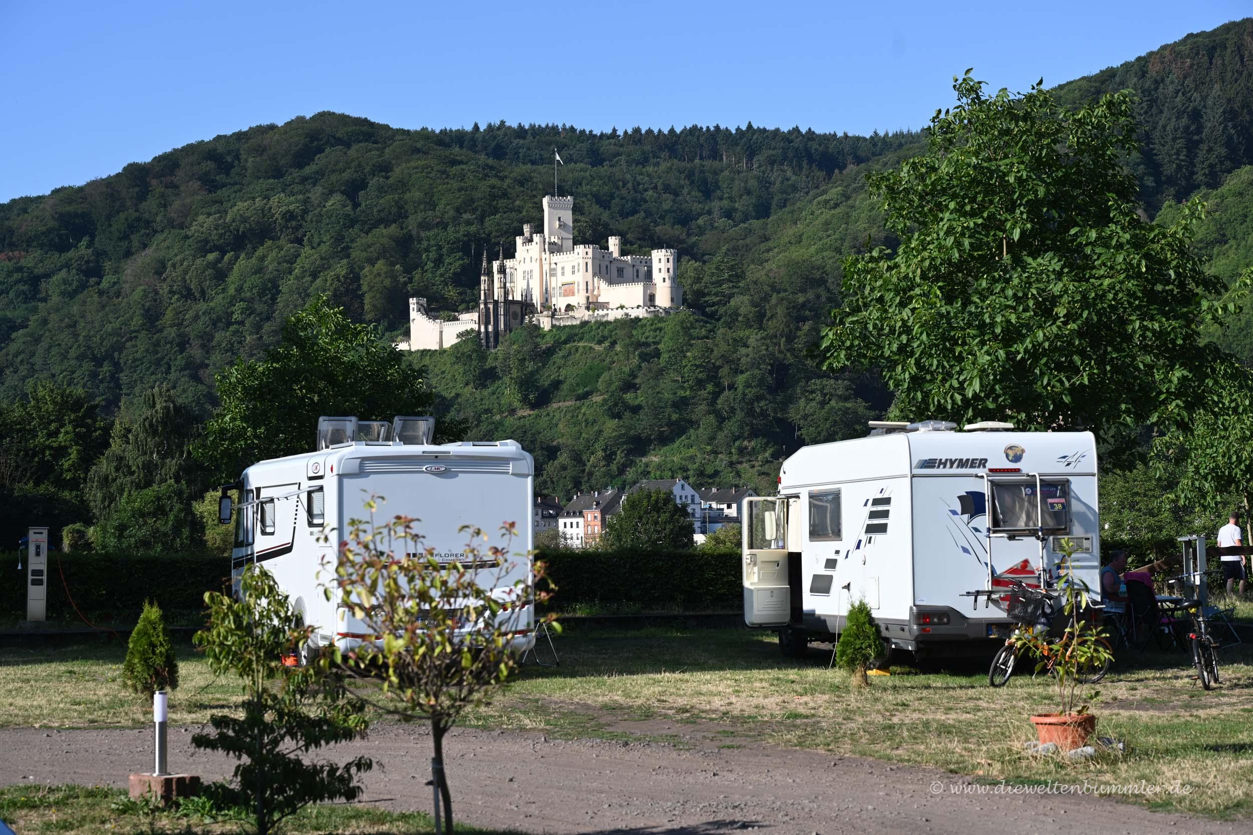 Schloss Stolzenfeld